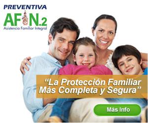 Preventiva AFIN.2 Asistencia Familiar Integral