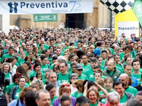 El objetivo de este año fue consegudo, al superar los 3.000 participantes