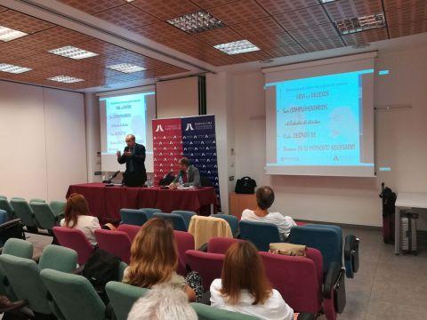 Jornada de formación en el Colegio de Mediadores de Barcelona