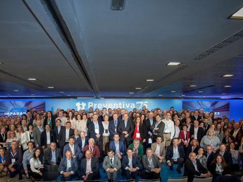 Preventiva Seguros celebra su convención anual