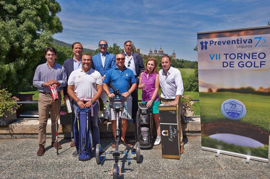 Ganadores del Torneo Real Club de Golf La Herrería