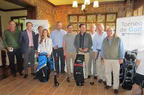 Preventiva Seguros celebra su III Torneo de Golf en La Barganiza
